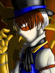 Steampunk Todoroki by LordCavendish