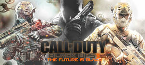 Black Ops 2 Launch Wallpaper by kunggy1