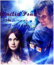 Amelia Pond ! by Still-I-Love-You