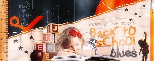 Back To School Blues by dysrationalia