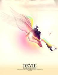 Is a demon or angel by hanicecloud