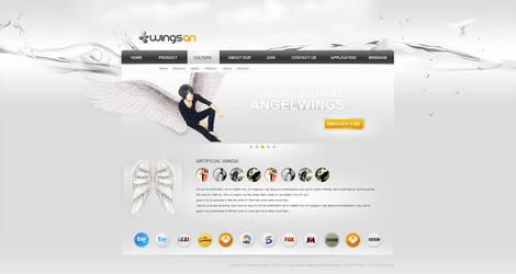 web wings by hanicecloud