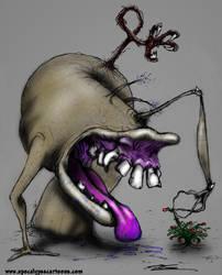 Grim Pickins by ApocalypseCartoons