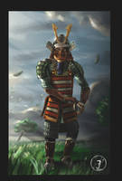 The Samurai by ISignRob