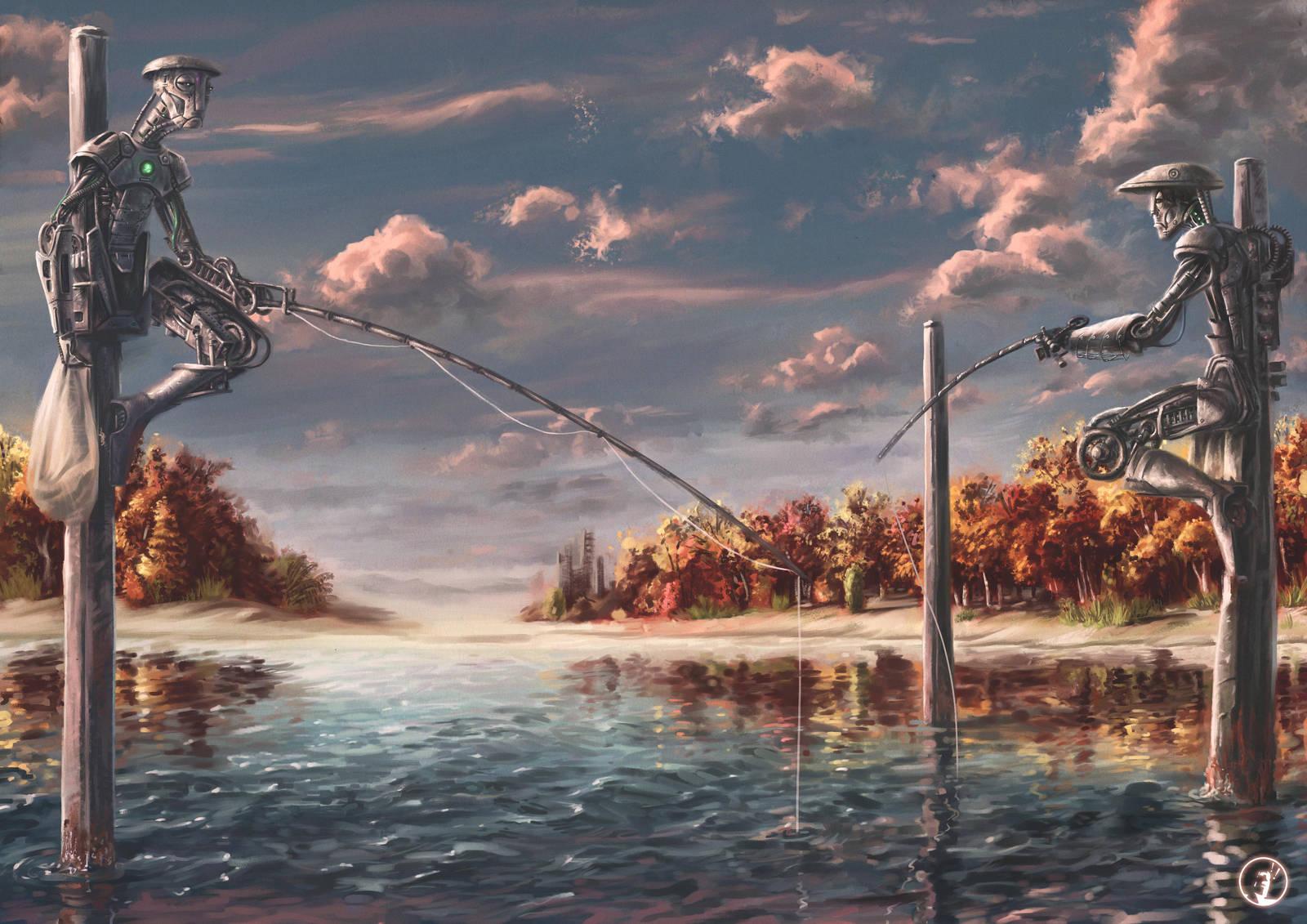 The Fishermen by ISignRob