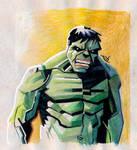 Hulk Card Trial by ISignRob