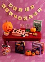 Miniature Halloween 2014 by EmisBakery