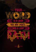 Thy Word by janmil000