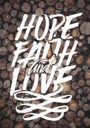 HopeFaithLove by janmil000