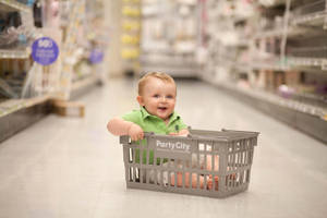 baby stock shopping cart by LockedIllusions