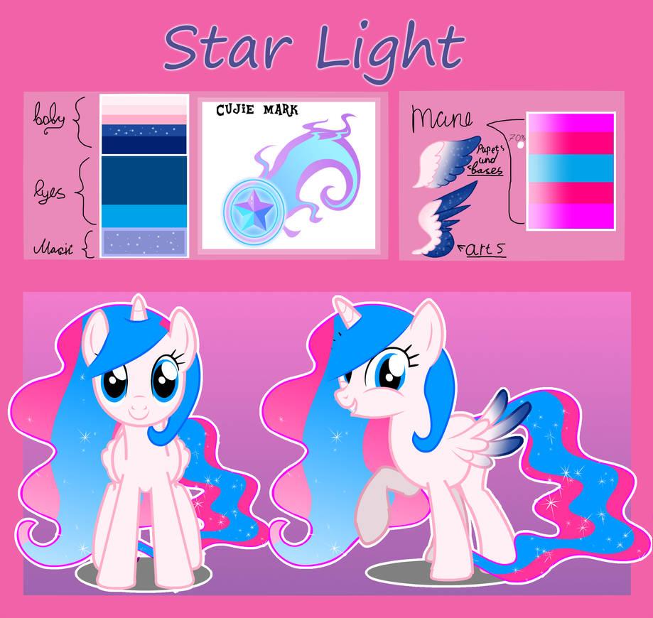 pony star light oc 2019 by StarLightYT133