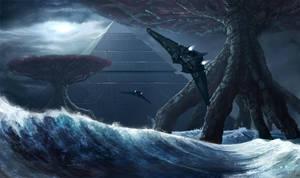 Vessel by Hawksarts