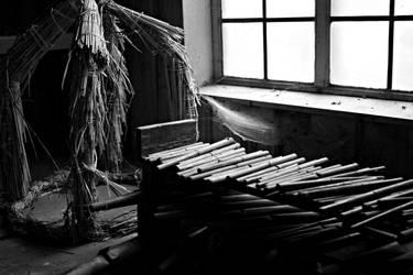 Organ Pipes by CanisLupusMoon