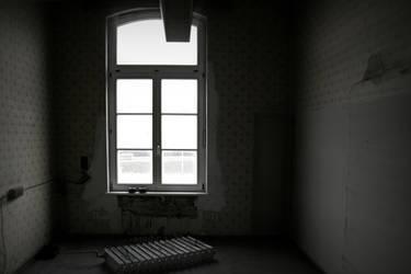 Empty Rooms by CanisLupusMoon