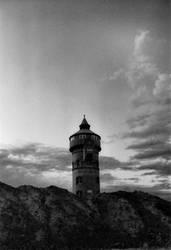 The Tower by CanisLupusMoon