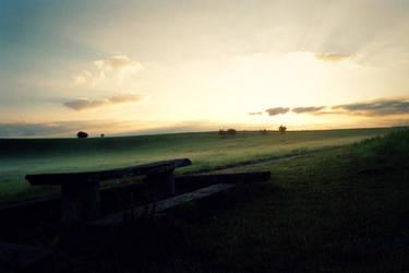 Dawn by CanisLupusMoon