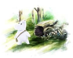 Moominpappa's Memoirs by Viking011