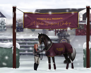 A Winter Wonderland Challenge by Ekaterina-Rose