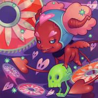 My saw devil by tsutsu-di
