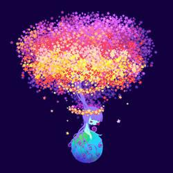 Atomic petal by tsutsu-di