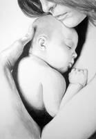 baby mine by poppemieke