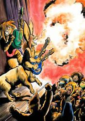 ROCK ON! by Cervelet