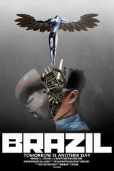 Brazil, directed by Terry Gilliam by StrangeImpression