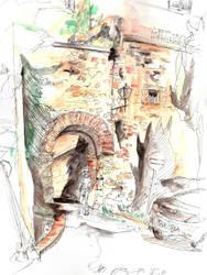Al Ciglio by StrangeImpression