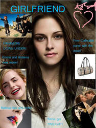 KS Girlfriend Cover by Paramore4eva11