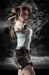 Lara Croft by ImeldaCroft