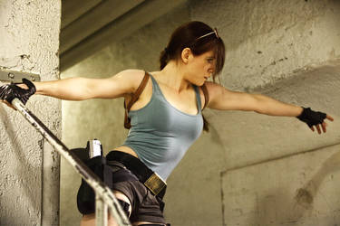 Lara Croft - Classic 04 by ImeldaCroft