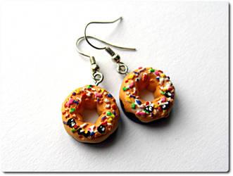 kawaii donut by mimmymania