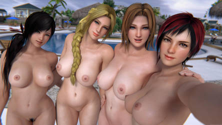 DOA Girls 02 by Pervik