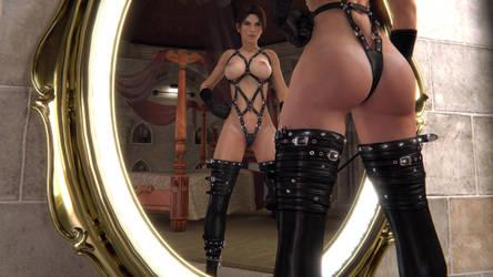 Lara Croft 05 by Pervik