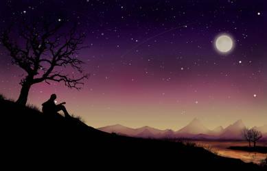 Dreamer by AnastasiumArt
