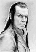 Elrond by AnastasiumArt