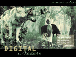 Digital Nature by xtincell