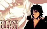 Bleach : Tensa Zangetsu by xtincell