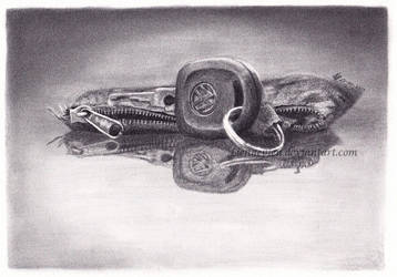 Carkeys by Liennepien