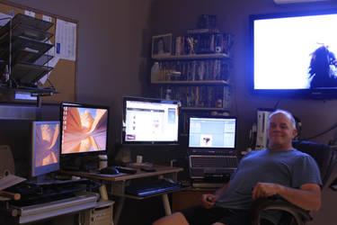 Uptated Home Studio by Bill-Devine