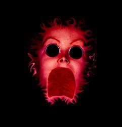 fiery horror by sc4mp1
