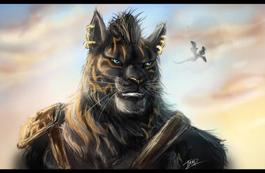 I hear your voice, Dovah! by Ti-R