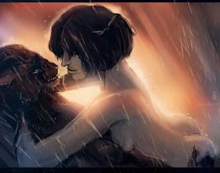 TES V | SERANA |She turn me to the animal by Ti-R