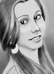 Gabriela by m4rc3lo0o