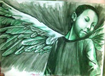 angel..... by m4rc3lo0o