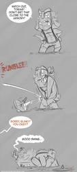 Hit in the Weak Point by Pimander1446