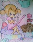 my candy world by JennyBunBun