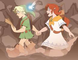 Adventure Together by KristaDLee