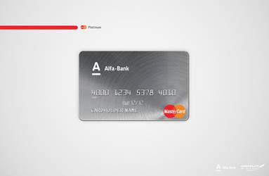 Alpha Bank CreditCard by cyanide227