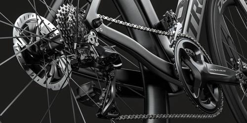 BICYCLE PROJECT Frameset Assembly: Trek Madone SLR by cyanide227